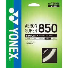ストリング(ガット)YONEXヨネックスATG850(エアロンスーパー)を使用した感想と評価