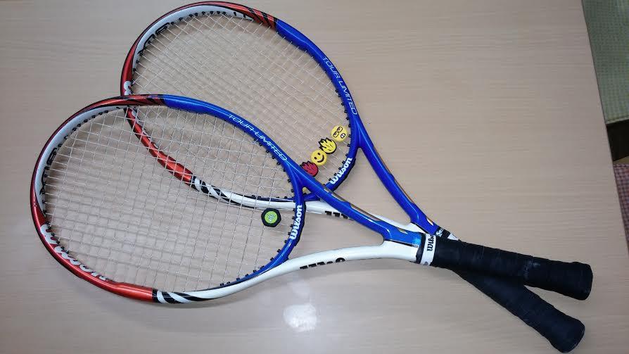 テニスラケット、ウィルソンBLXツアーリミテッドの感想と評価