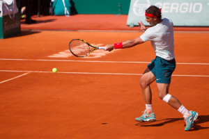 Monte-Carlo Masters Tennis 2013, Final N. Djokovic vs. R. Nadal 6-2/7-6.