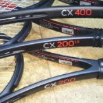 ダンロップ2019年春発売のテニスラケット、CX200・CX200LS・CX400を試し打ちした感想